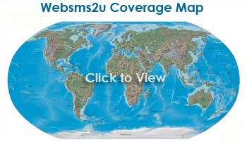 View SMS Coverage Map